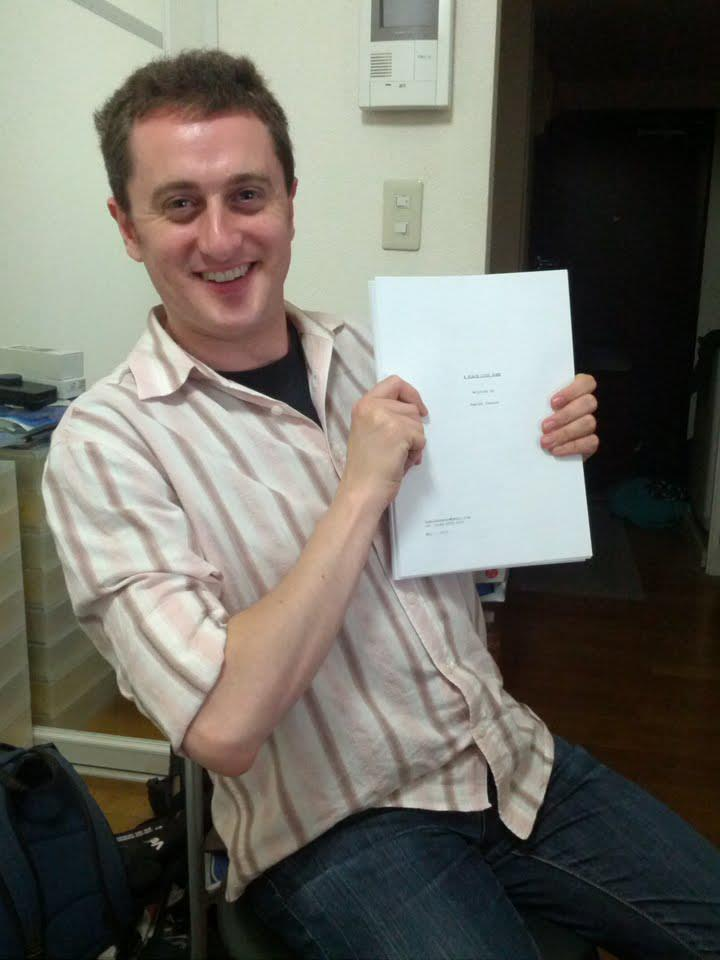 Me and my script