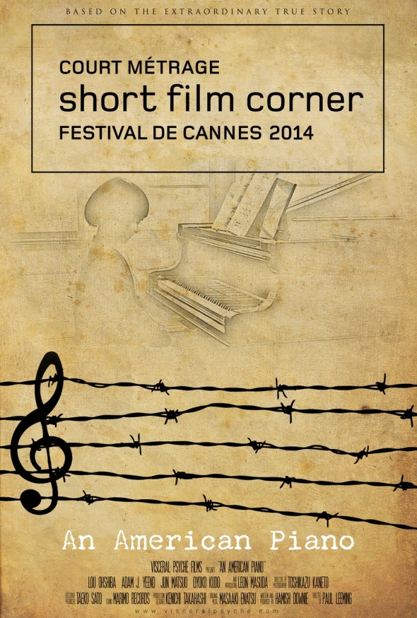 We are going to Cannes!